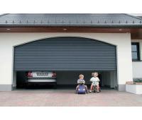 Portão de enrolar para garagem